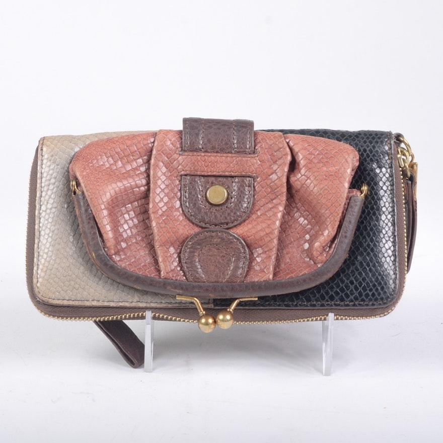 7c0f75137025 Women s Lockheart Leather Wallet   EBTH
