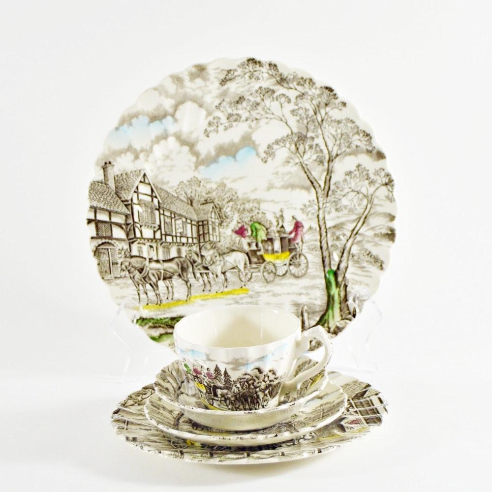 """Myott """"Royal Mail"""" Tableware"""
