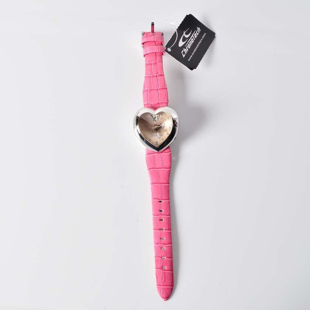 Chronotech Heart Wristwatch
