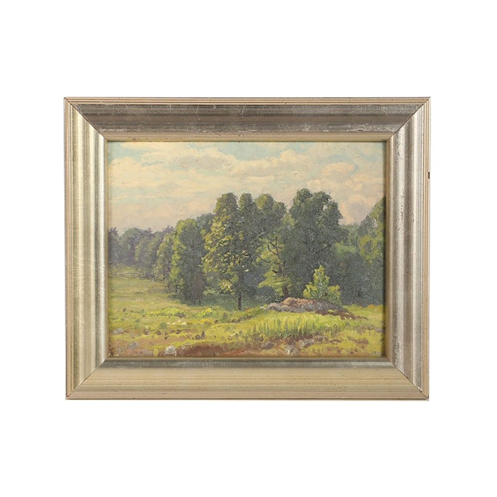 Oil Painting on Canvas Panel Landscape