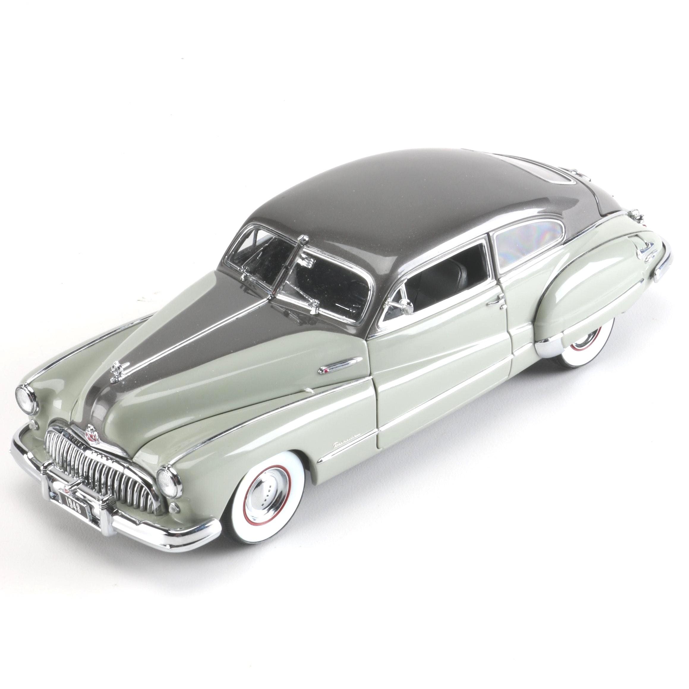 1948 Buick Roadmaster by The Danbury Mint