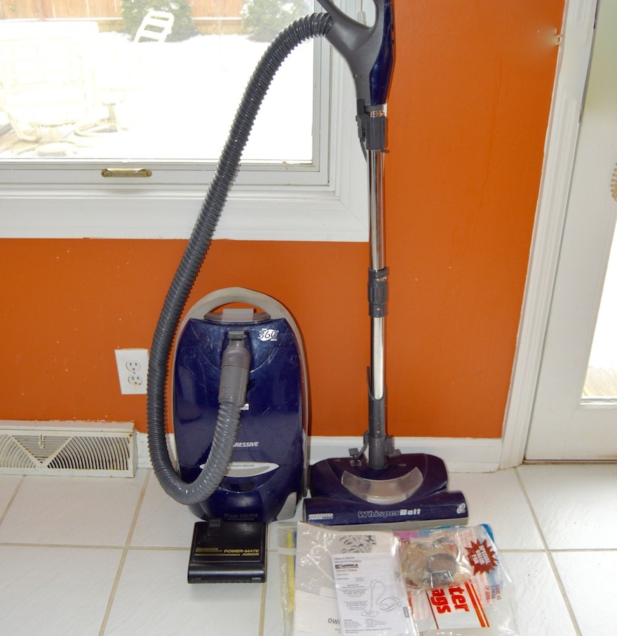 Kenmore Upright Vacuum Cleaner Ebth