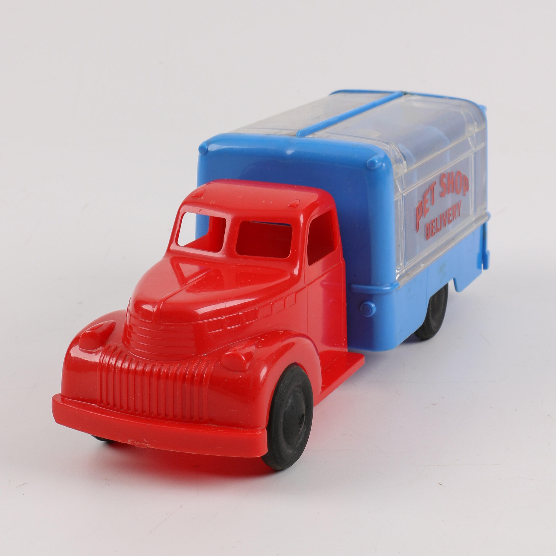 Marx Pet Shop Delivery Truck