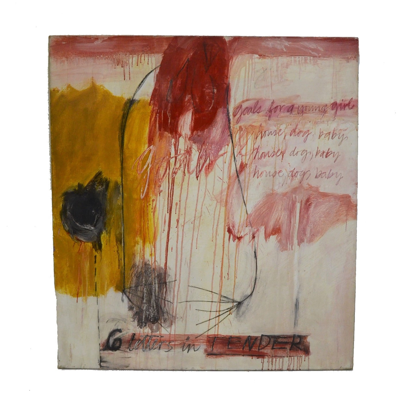 Nicholas Barbieri Mixed Media Painting