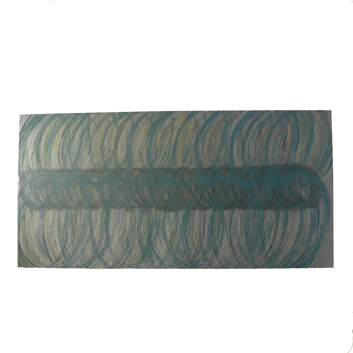 "Nicholas Barbieri Mixed Media Painting ""Feedback"""