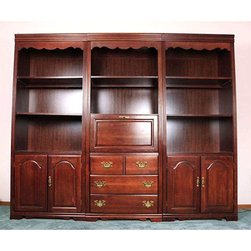 Broyhill Cabinet Bookcase EBTH