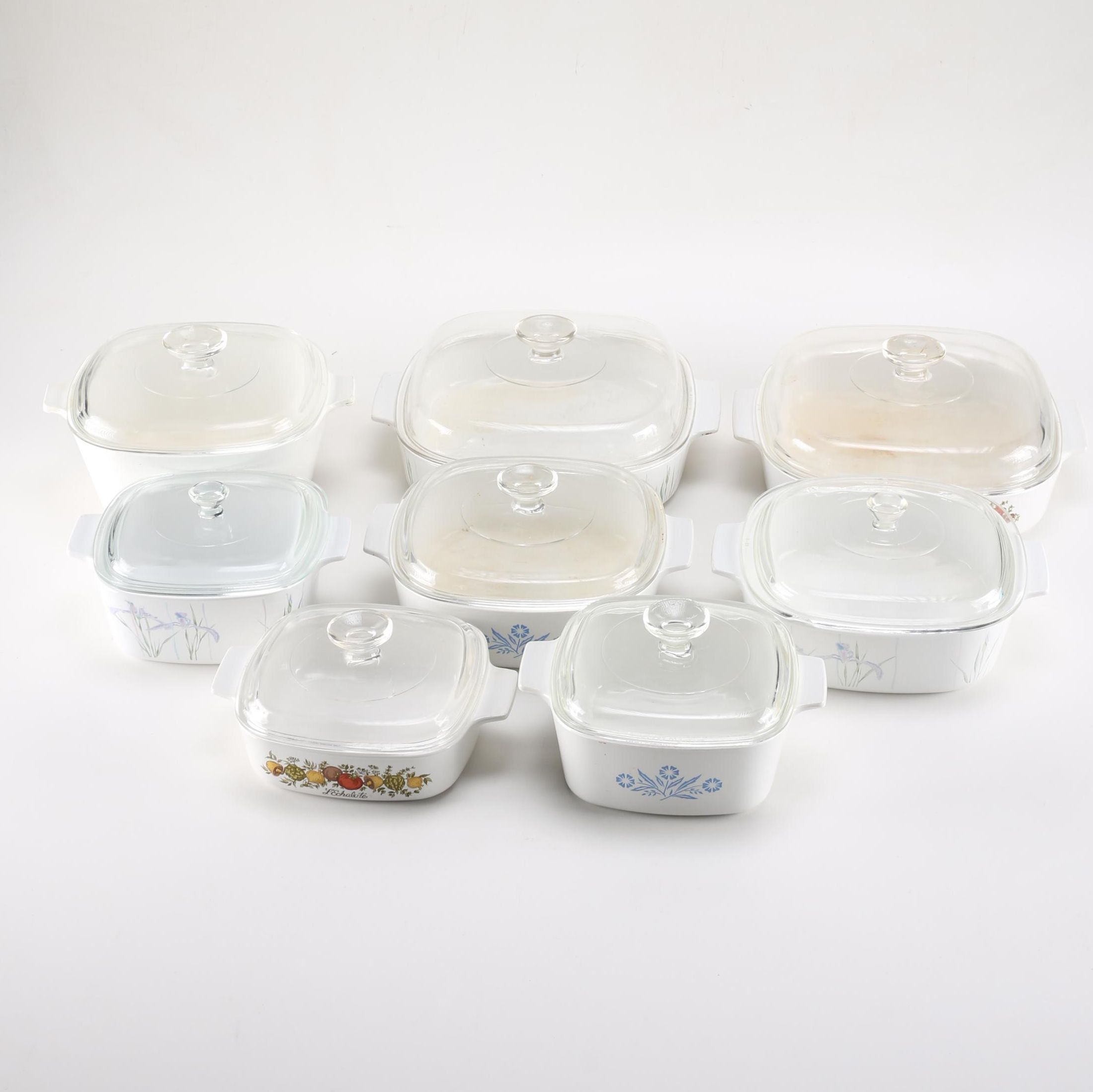 Corningware Casserole Dishes