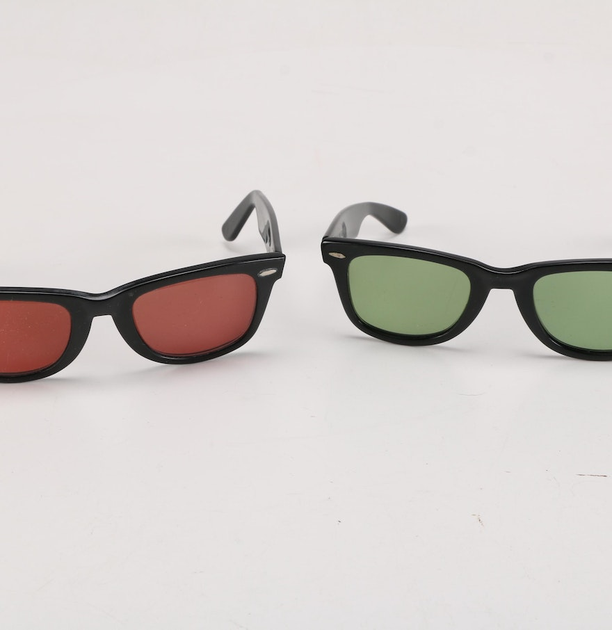 Collection of Ray Ban Sun Glasses : EBTH