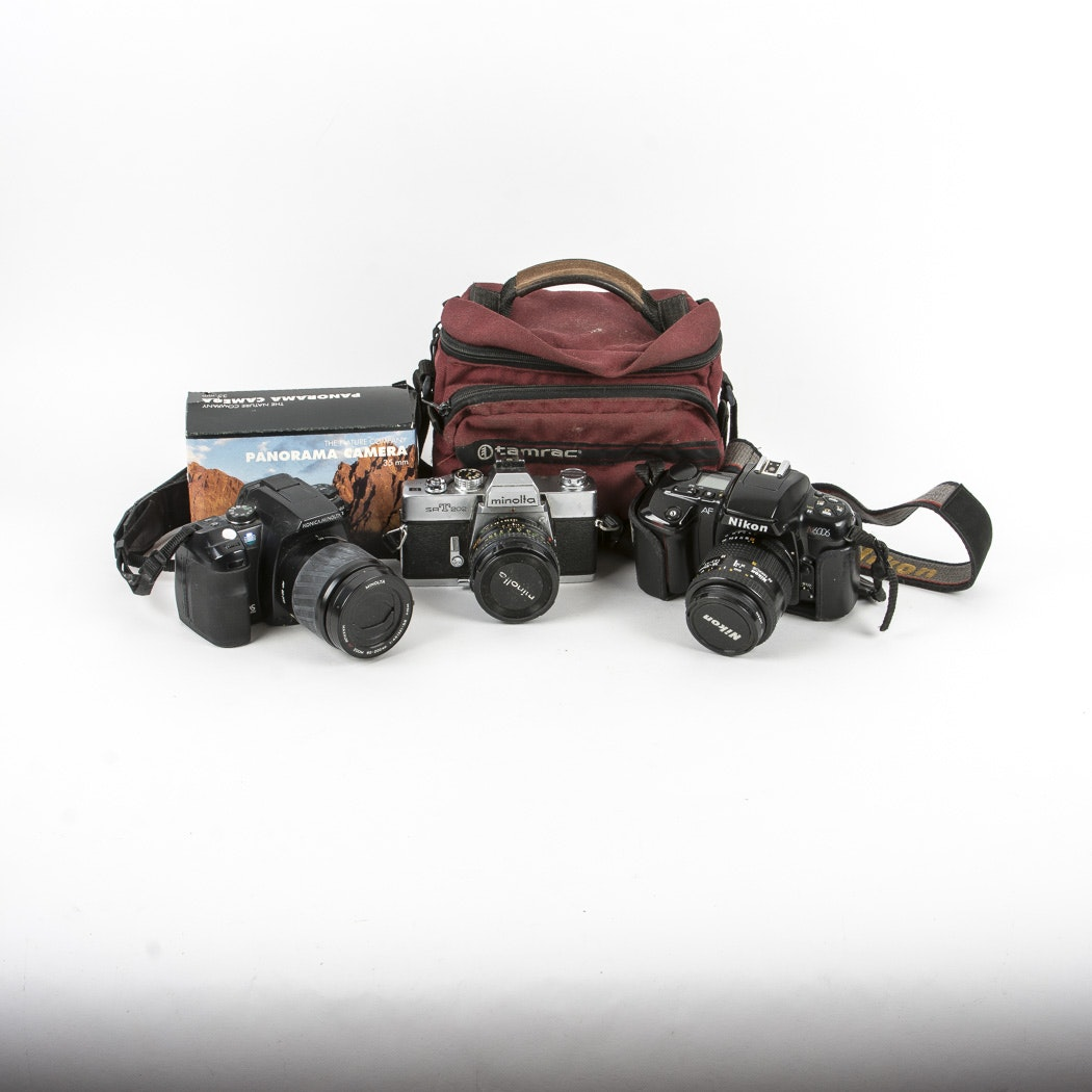 Cameras and Camera Accessories