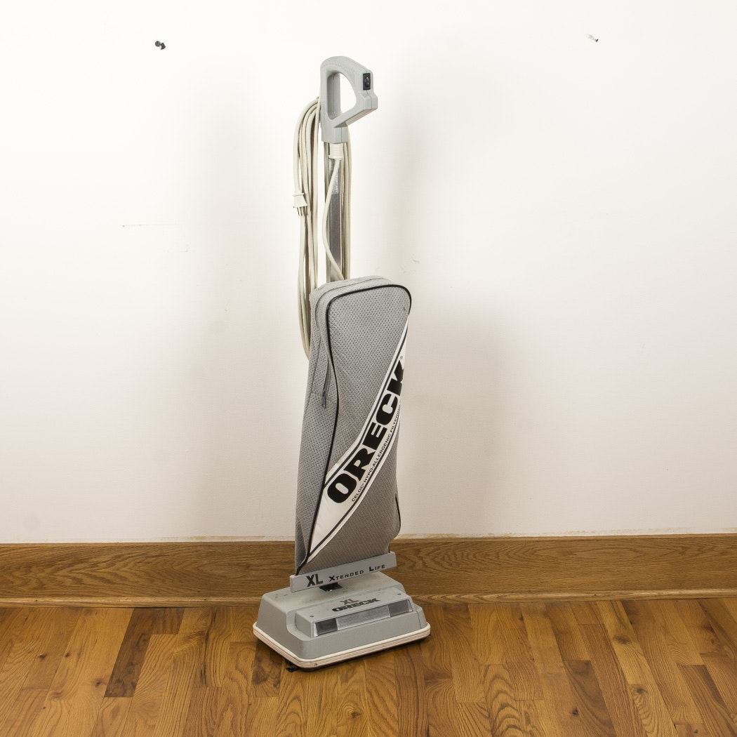 Oreck Xtended Life Upright Vacuum Cleaner