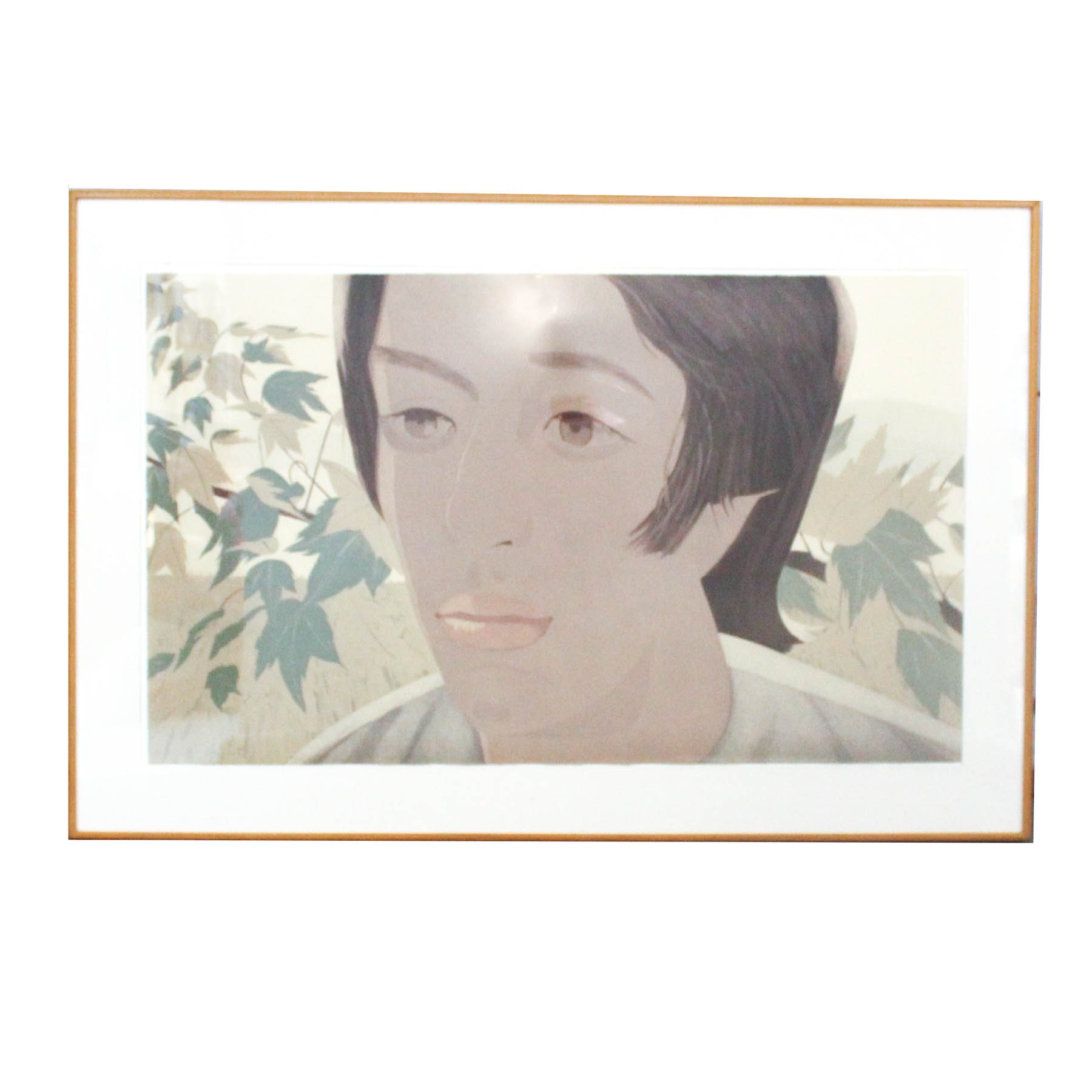 Alex Katz Limited Edition Artist's Proof Aquatint