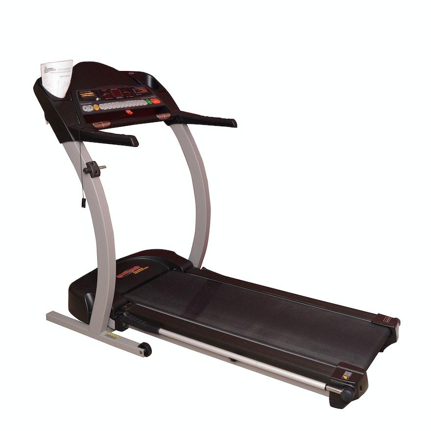 Treadmill Belt Moving Slow: ProForm Crosswalk Advanced 525X Treadmill : EBTH