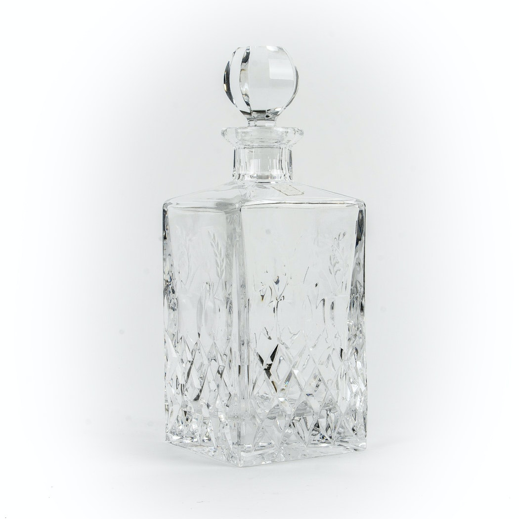 Ragaska Crystal Decanter