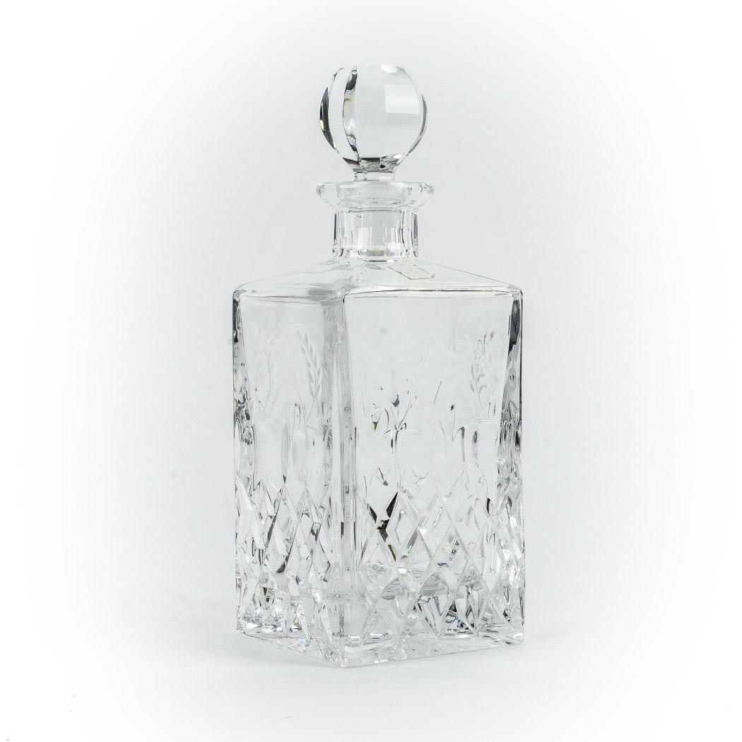 Ragaska Crystal Decanter