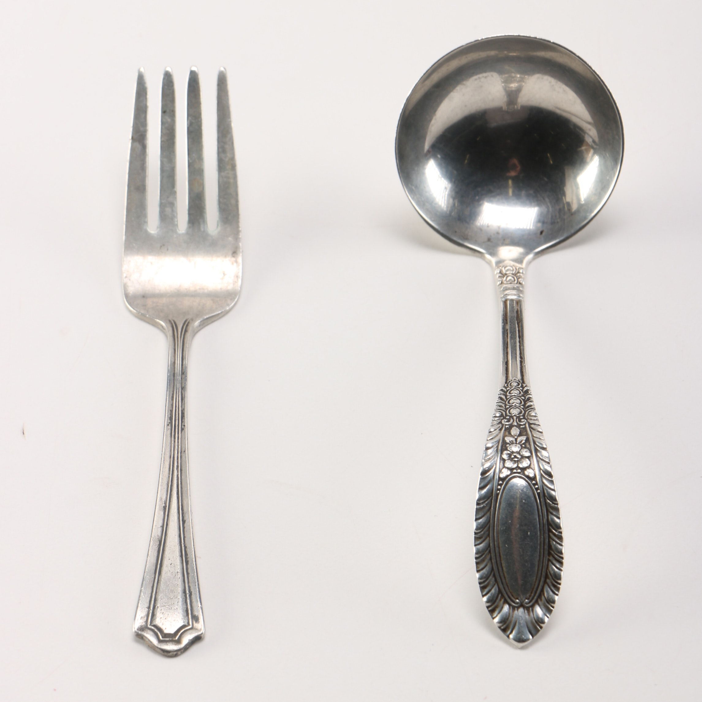 Manchester Silver Co. Sterling Silver Serving Utensils