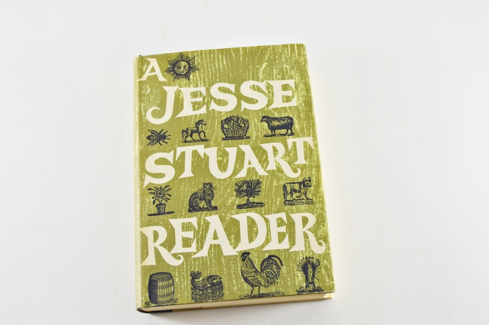 Collection of Jesse Stuart Books