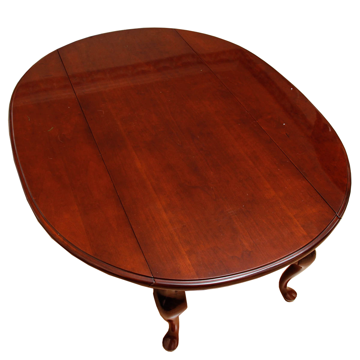 Vintage Drop Leaf Coffee Table EBTH