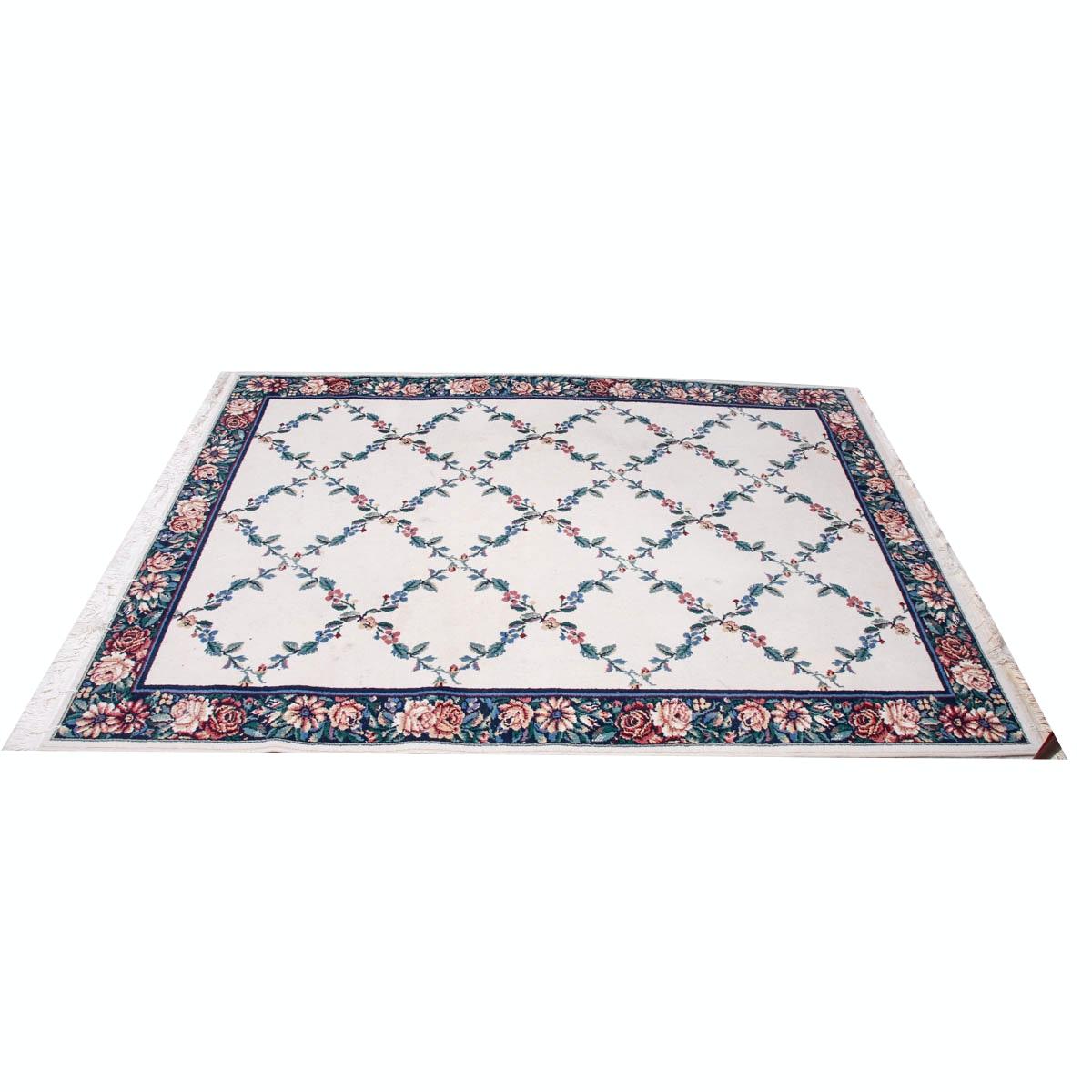 machine woven rugs