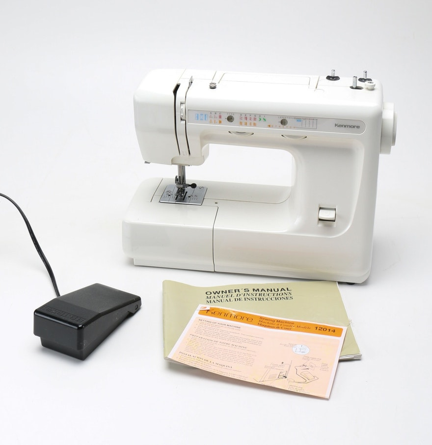 Kenmore model 385 sewing machine ebth for Machine a coudre kenmore modele 385