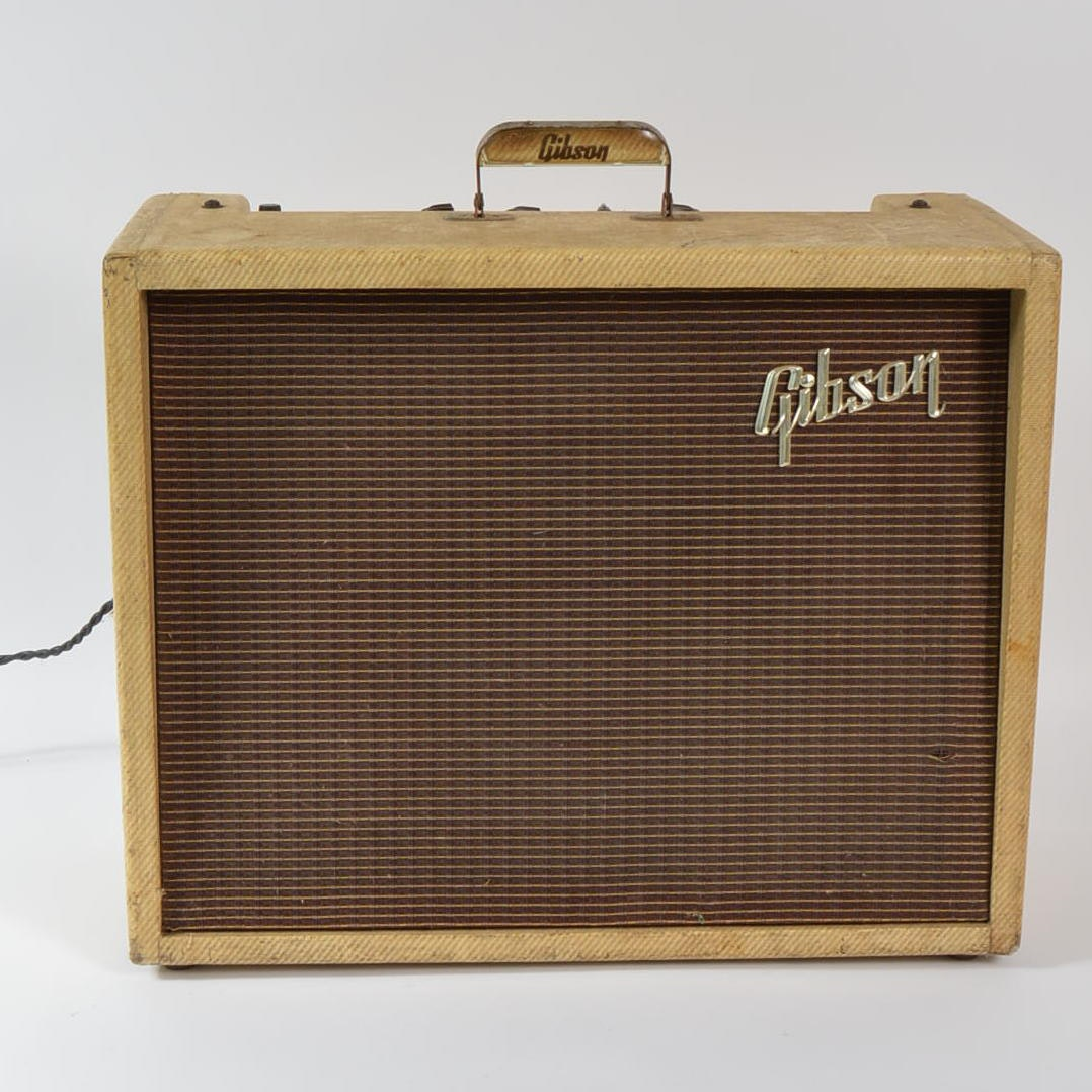 1950s Gibson Explorer Guitar Amplifier