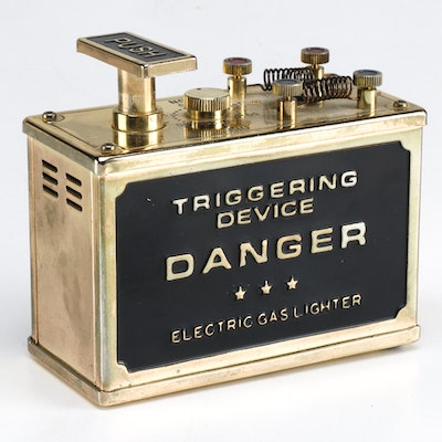 Triggering Device Electric Gas Lighter