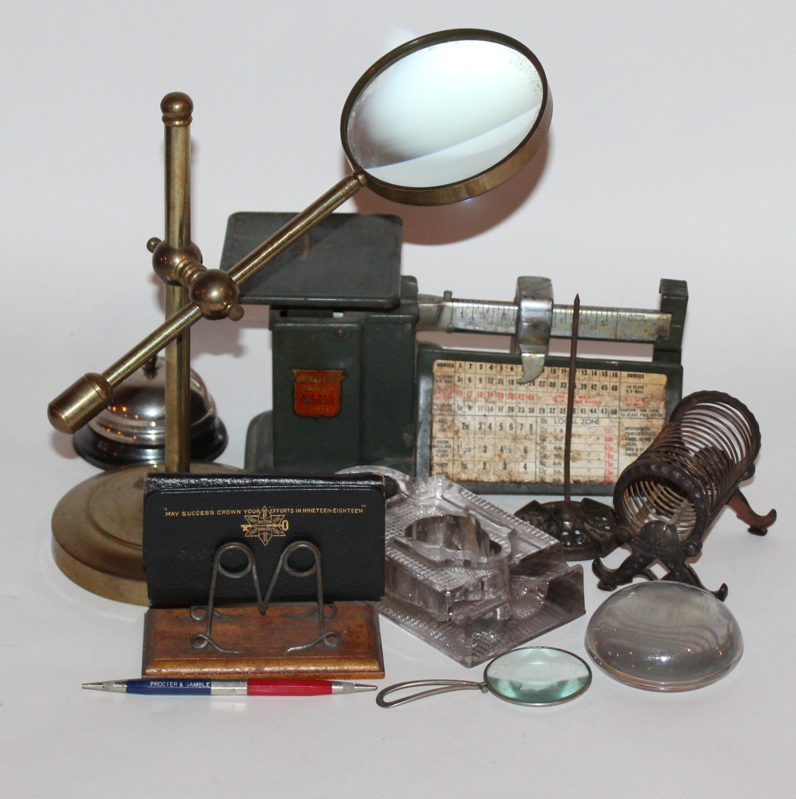Vintage and Antique Office Accessories