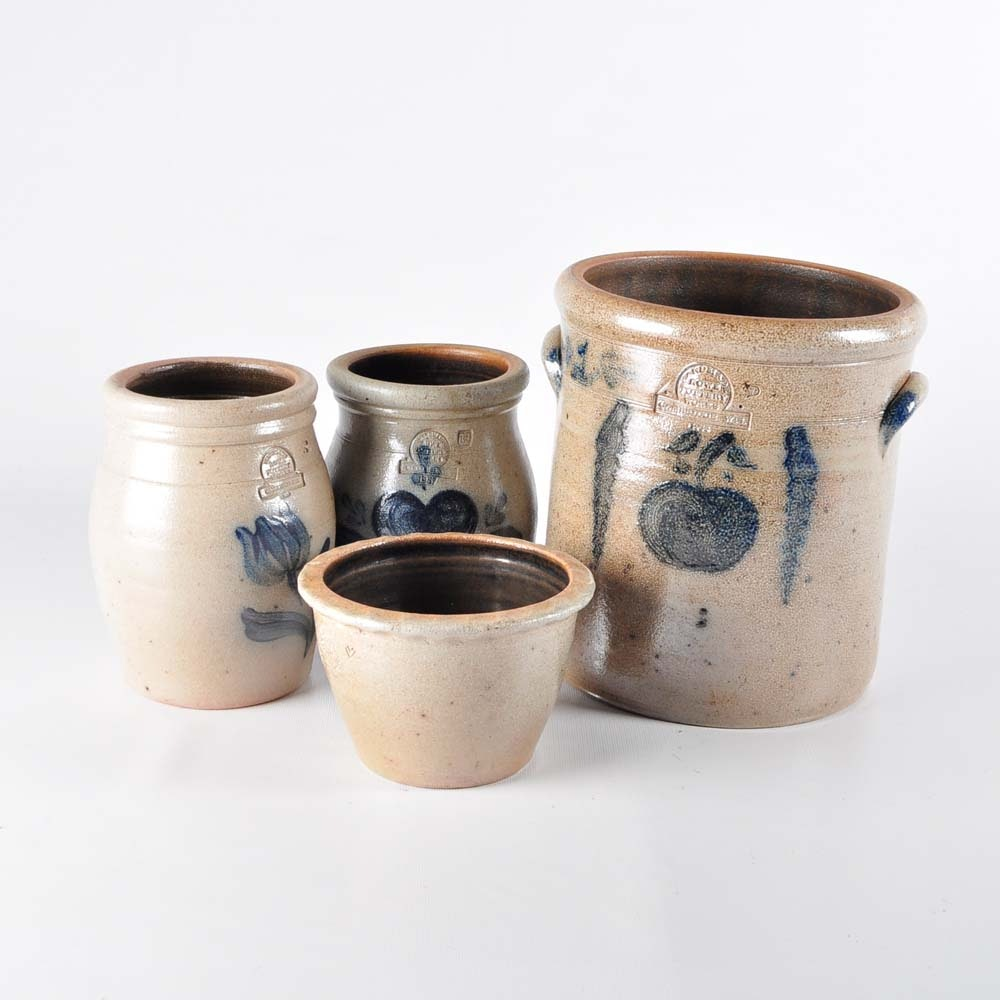 Rowe Pottery Works Vessels