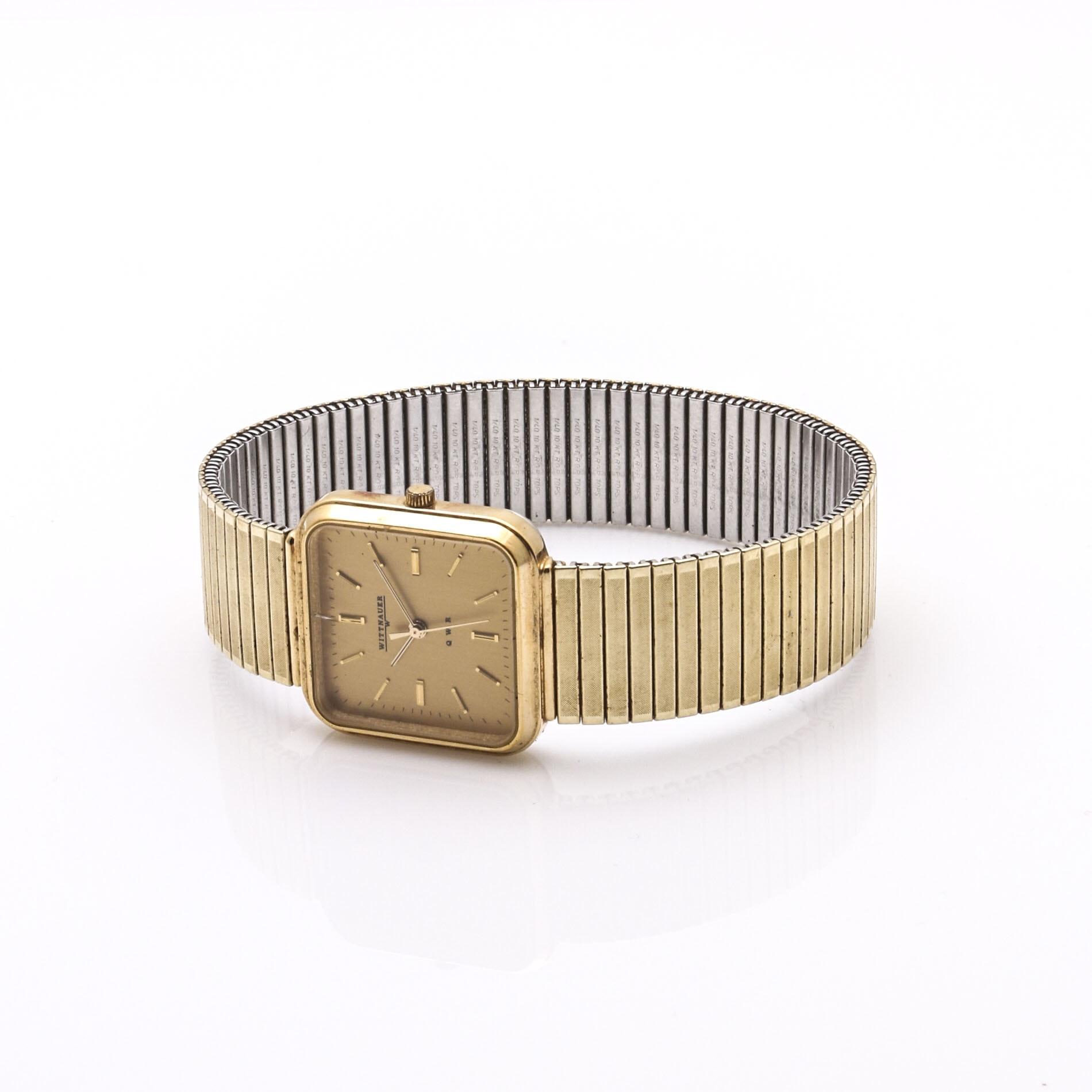 Men's Wittnauer QWR Wristwatch