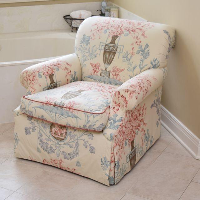 Heirloom Furniture Upholstered Armchair