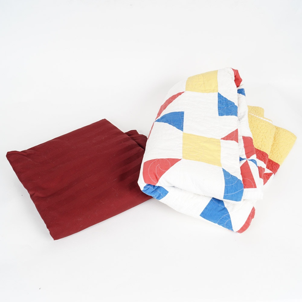 Quilt and Duvet Cover