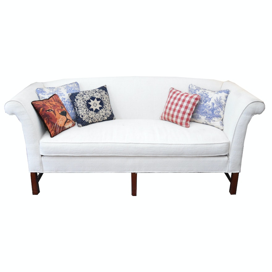 Matele Upholstered Sofa By Johnston Benchworks