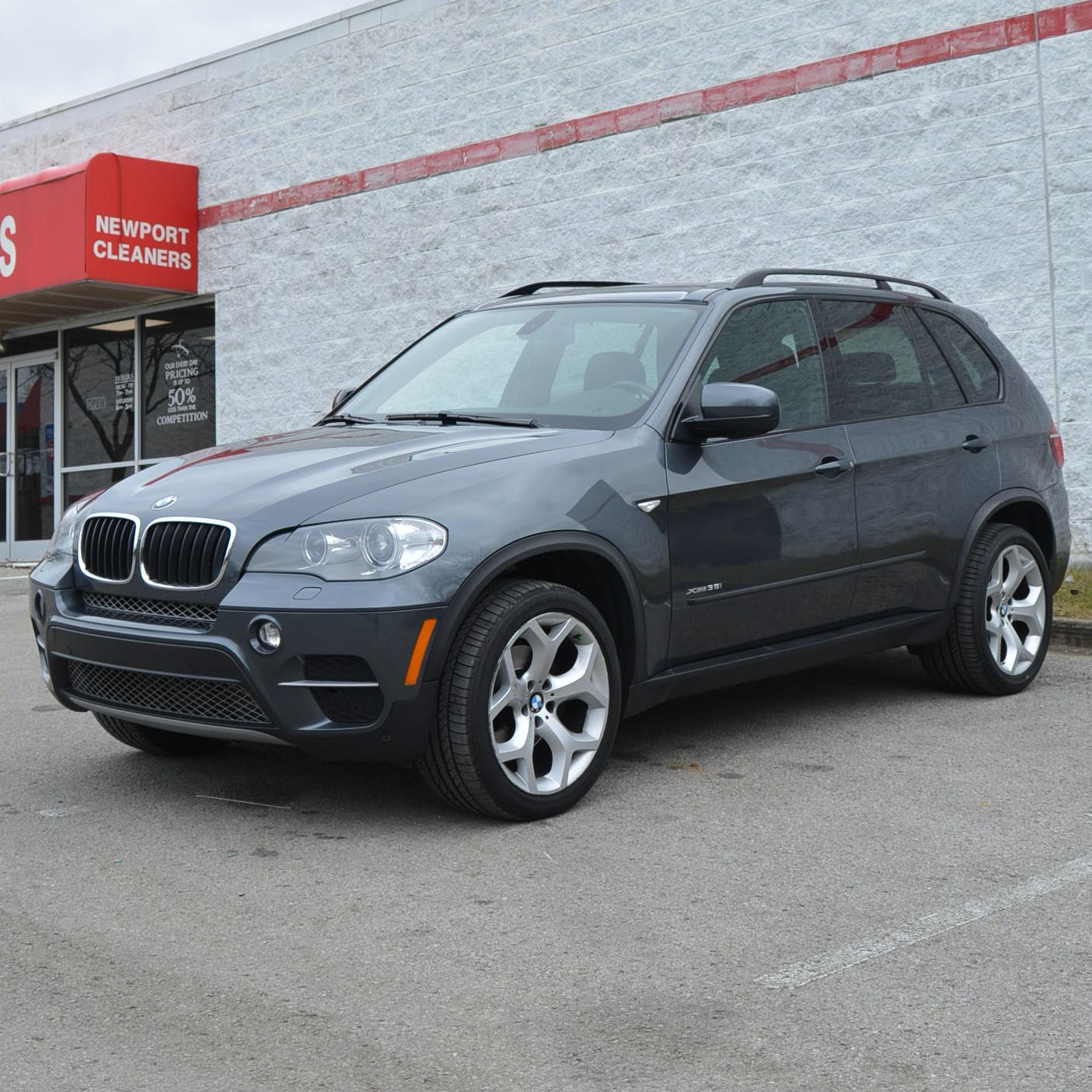 2012 BMW X5 xDrive35i Sport Activity Vehicle