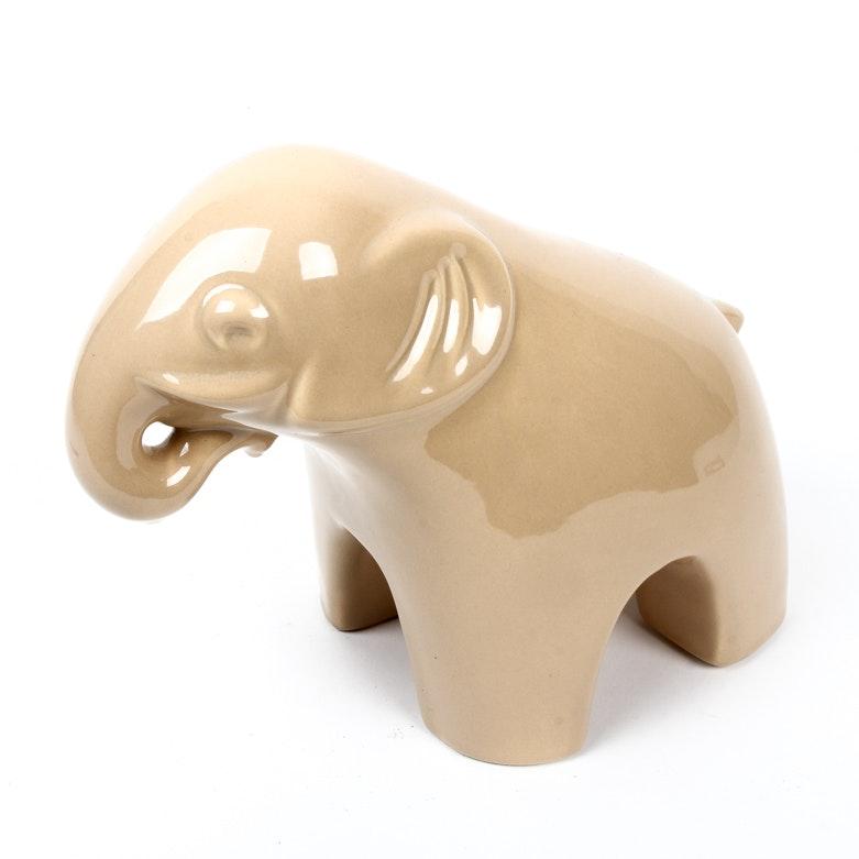 Jaru Ceramic Elephant