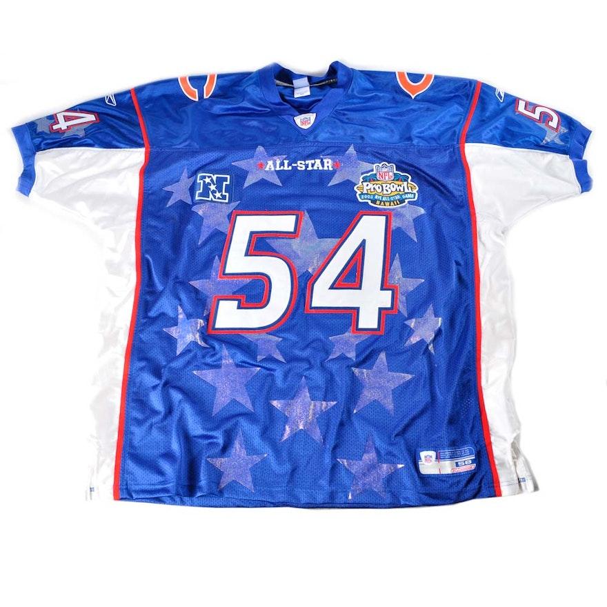 wholesale dealer 0a63b 85622 Brian Urlacher Pro Bowl Jersey