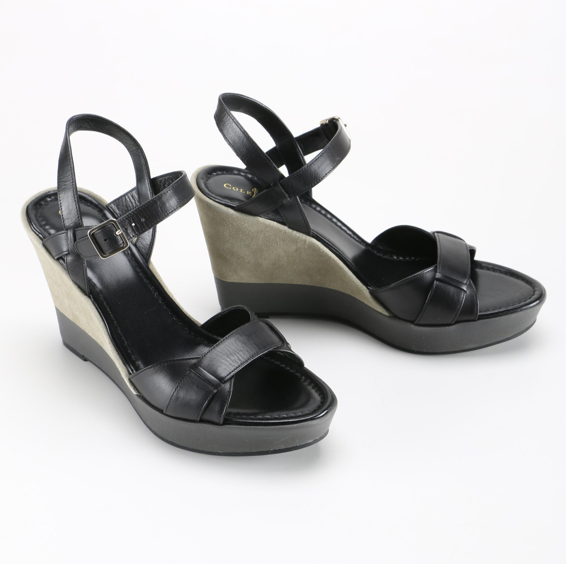 Cole Haan Paley High Wedge Sandals