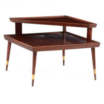 Vintage Mid Century Modern Coffee Table Ebth