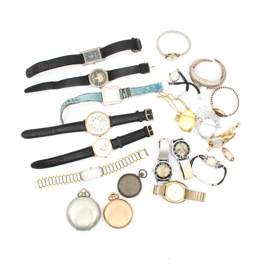 Vintage Watch Assortment