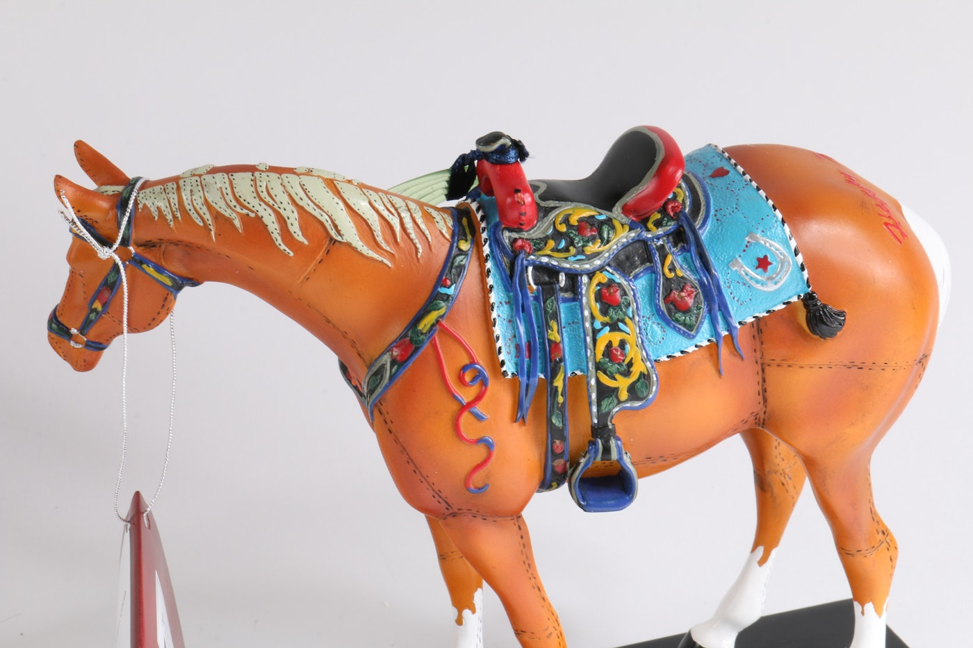 Horse Of A Different Color Painted Ponies