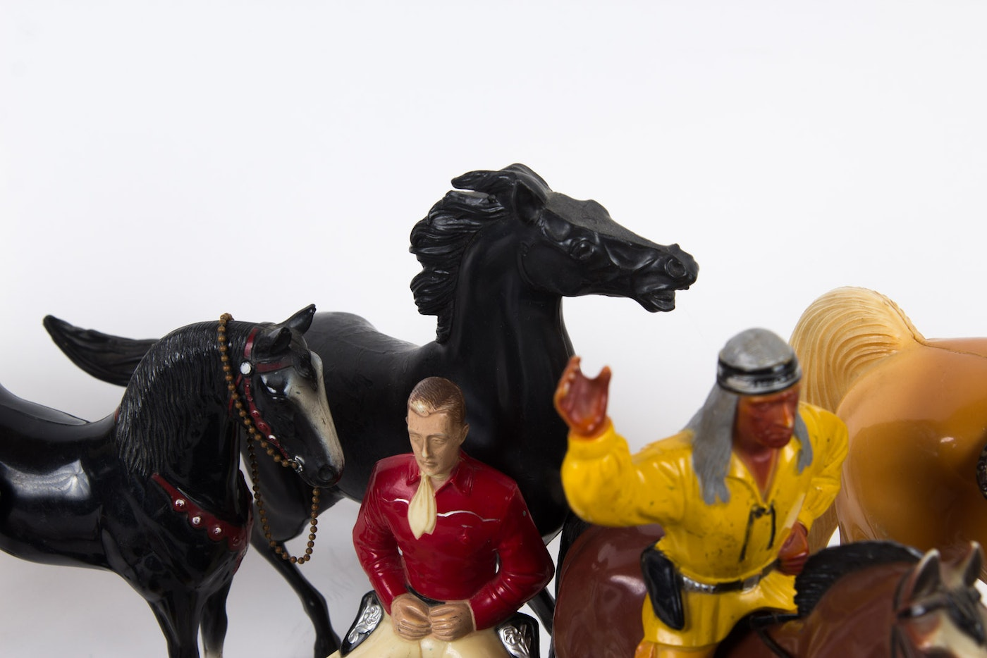Dillon Auto Sales >> Vintage Roy Rogers Old West Action Figures | EBTH