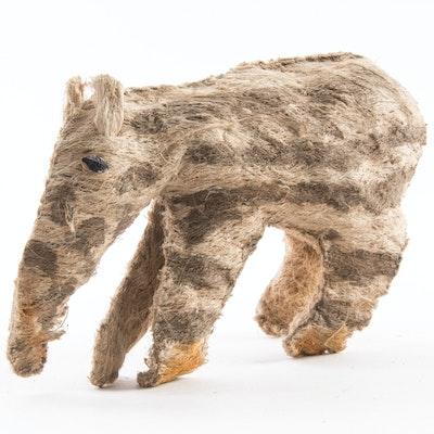 Stuffed Anteater Doll