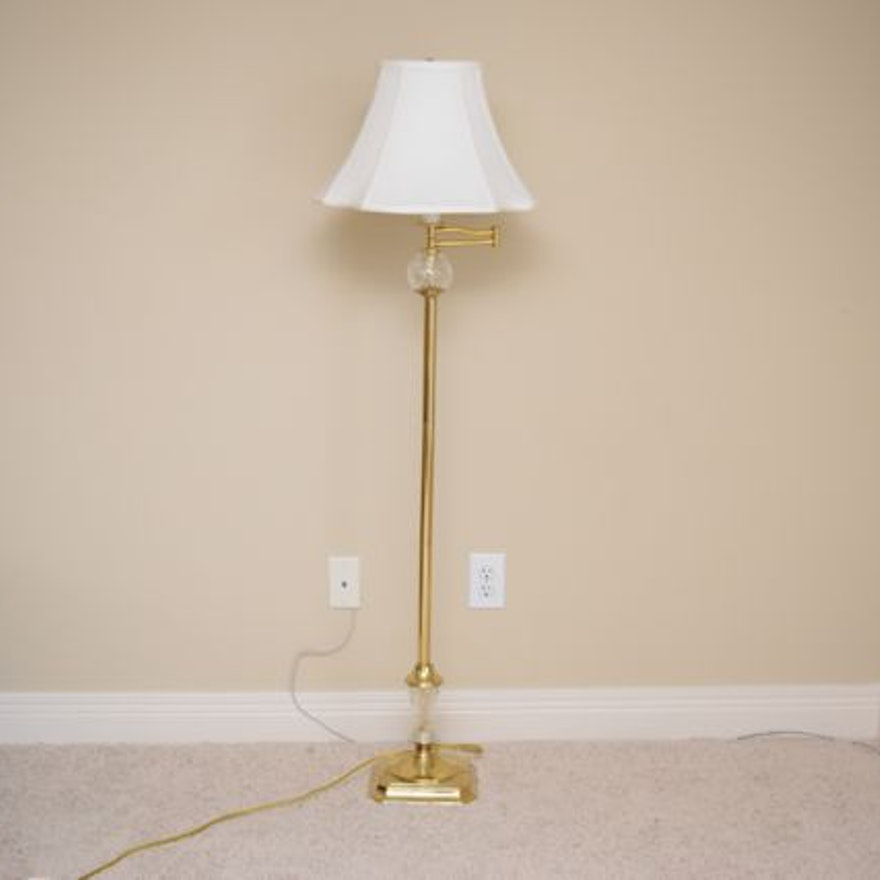 Waterford floor lamp ebth waterford floor lamp aloadofball