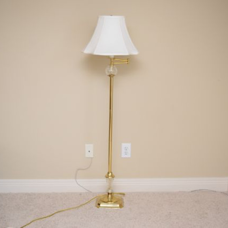 Waterford floor lamp ebth waterford floor lamp aloadofball Gallery
