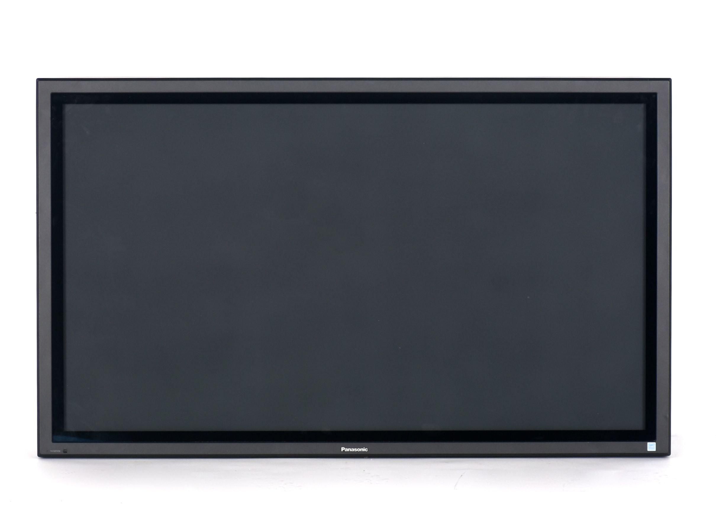 Panasonic 50 Quot Plasma Screen Television And Wall Mount Ebth