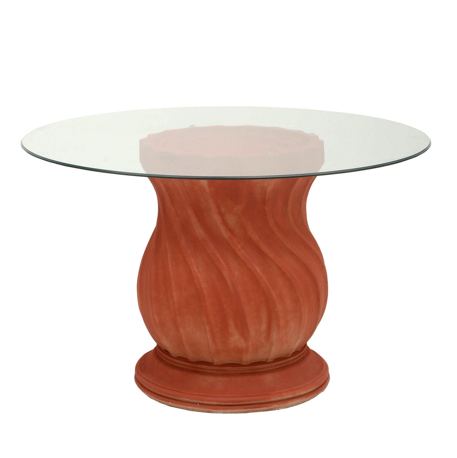 round glass top dining table for 4 images