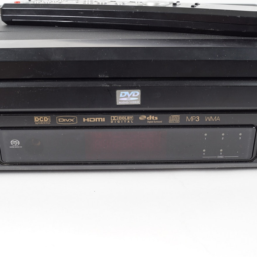 Onkyo Dx 7310 Cd Player further 5103204 Denon Receiver And Dvd Cd Player furthermore Onkyo Tx Nr474 5 1 Channel  work A V Receiver Q Acoustics Q7000i Plus 5 1 Speaker System further MLM 575871012 Onkyo Dx C390 6 Disc Carousel Cd Player Nuevo Open Box  JM additionally 004903 Mercedes S420 Sedan W140 1995. on bose disc players