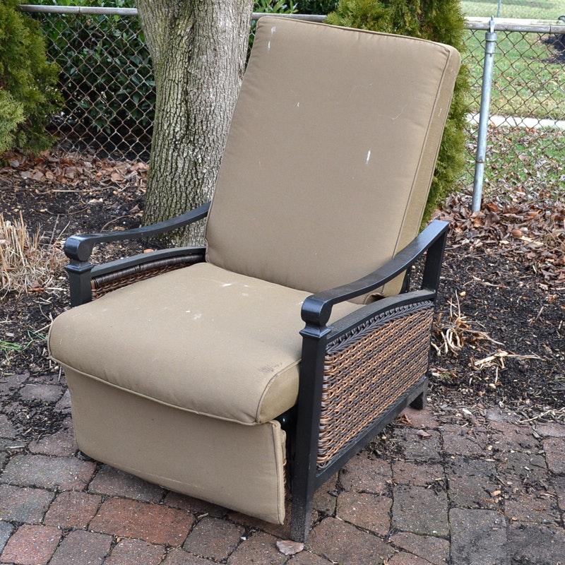 La Z Boy Outdoor Recliner Chair ...