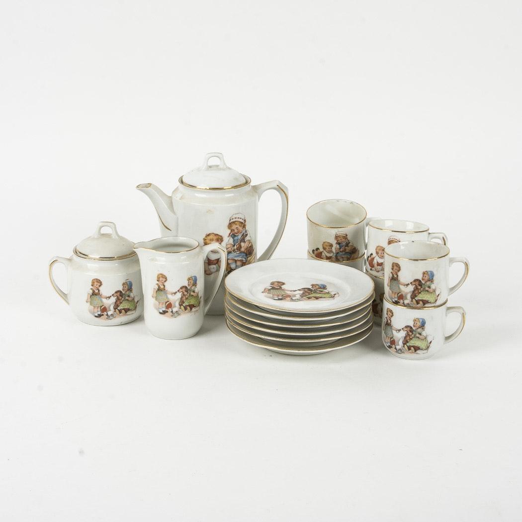 German Tea Set