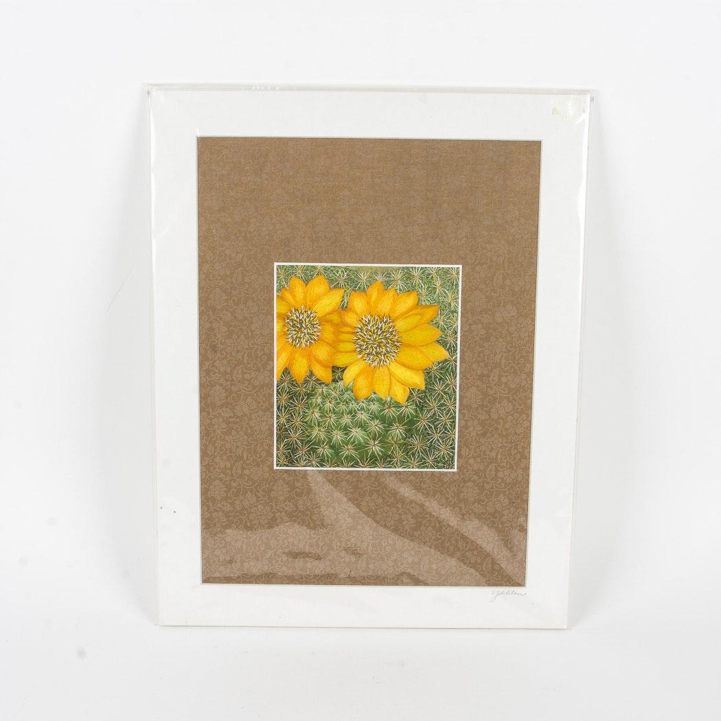 Yan Inlow Embroidery