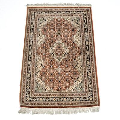 Hand Knotted Pakistani-Persian Tabriz Rug