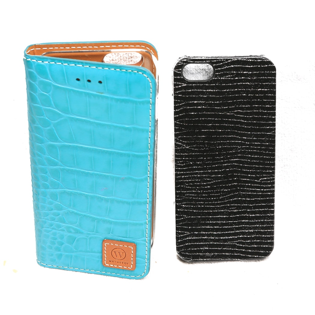 Wetherby and Henri Bendel iPhone Case